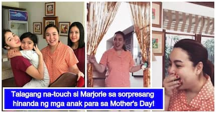 Spoiled sa mga anak! Julia Barretto and sisters give Marjorie Barretto the perfect Mother's Day surprise