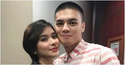 Ronnie Alonte and Loisa Andalio, going through a 'tough time' in their relationship