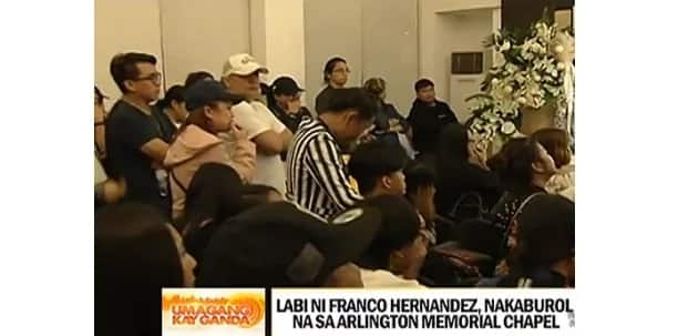 Hashtags member Franco's remains to be cremated this Friday