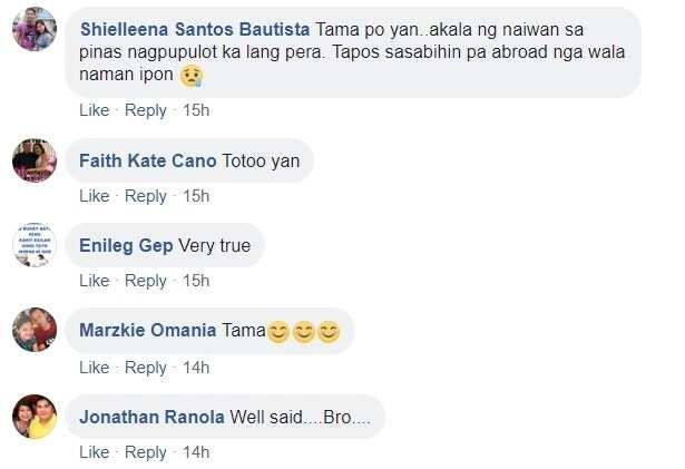 Isang OFW ibinahagi ang nakakadismayang ugali ng mga Pinoy na tumatanggap ng pasalubong galing abroad