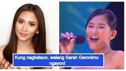 'Parang nag-give up na ako sa dream ko na sumikat, na makilala bilang singer': Sarah Geronimo reveals she did not intend being a star