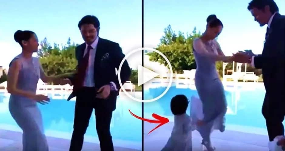 Marian Rivera, Dingdong Dantes Baby Zia dance with each ...