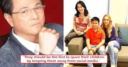 Di ko feel mga sinabi niyo! Ricky Lo haughtily responds to Kris Aquino and Michella Cazzola and his words sting!