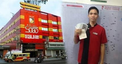 Super honest SOGO hotel cleaner returns P240,000 cash to Australian guest despite his poverty