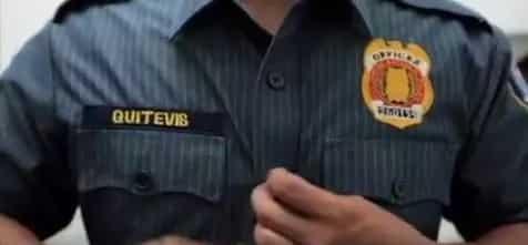 Police officer joins fight against LGBT discrimination