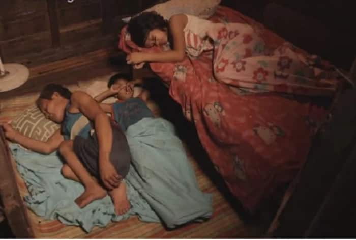 A Polio-stricken father of 4 children single-handedly provides for his family