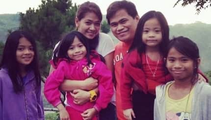 Unique na pamilya! Ogie Diaz, his partner of 18 years & their beautiful children