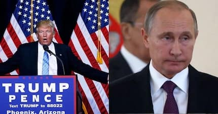 Trump And Putin Agree To Fight ISIS Together