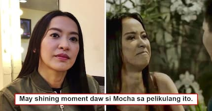 Oh no! From 'Secretary' to 'balik movie?' Is Mocha Uson's role in 'Kamandag ng Droga' a foretaste of her turning her back from government service?