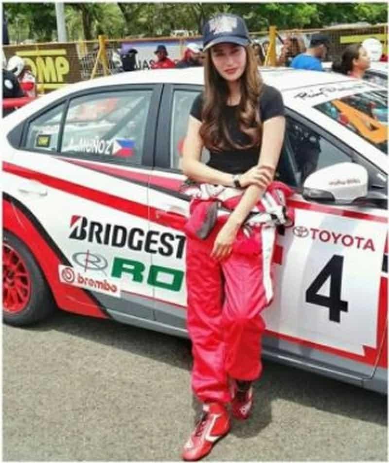 Girl Power! Mga showbiz personalities na hinahangaan sa TV, car racers din pala