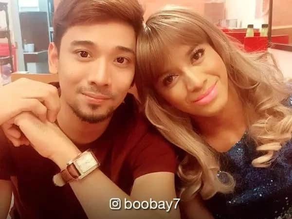"""""""Be alone. Eat alone, take yourself on dates, sleep alone..."""" Boobay laments on being single"""