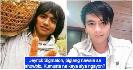 """Eto na pala siya ngayon! Jeyrick a.k.a. """"Carrot Man"""" Sigmaton reveals his life after disappearing from showbiz"""