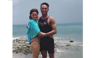 Ambilis ah! Andi Eigenmann stirs rumors of new boyfriend after sweet photos with 'hot Siargao surfer' emerged