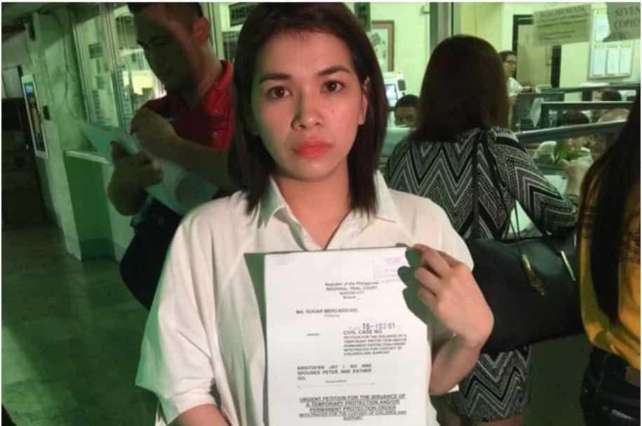 Sugar Mercado wins case against ex-husband