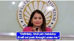 Pak na pak! DOT Sec Puyat pinag-utos na wala ng pa-birthday jacket