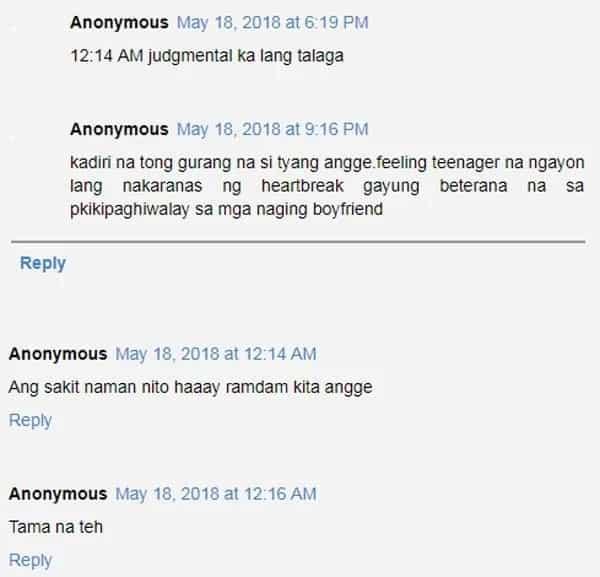 Angelica Panganiban di mawaksi sa isip ang nakaraan, pinakita ang lugar kung saan siya todong lumuha