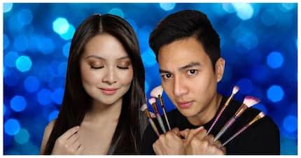 All for love! Jak Roberto does Barbie Forteza's make-up