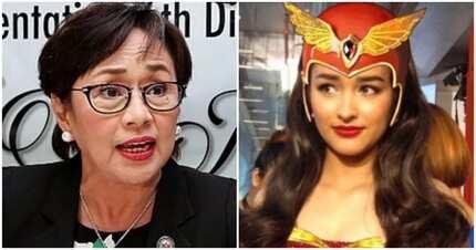 Former 'Darna' Vilma Santos confesses about Liza Soberano's portrayal of the superhero role