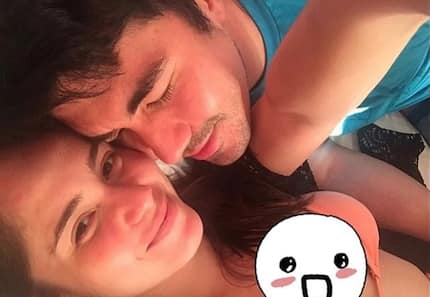 Luis Manzano proves he's a gentleman by doing this in his latest photo with Jessy Mendiola