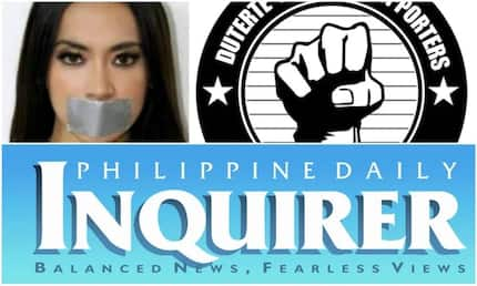 Hindi peke! Mocha Uson reacts to INQ article, denies sharing fake news