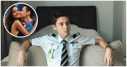 Ang gwapong pilot boyfriend ni ASNTM Philippine bet Jachin Manere