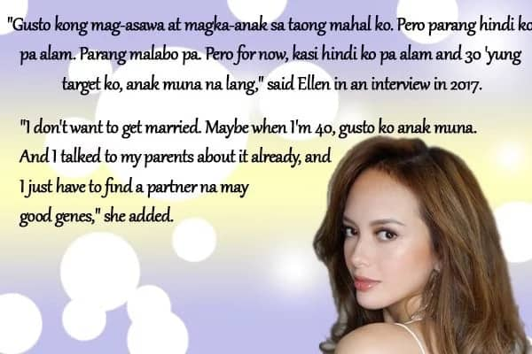 "Nagyoyosi pa rin? Alleged video of Ellen Adarna smoking while singing ""Dota o ako"" draws flak online"