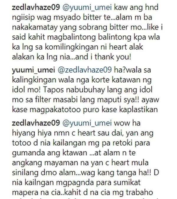 Ai Ai delas Alas tells netizens that there is one true queen of the universe