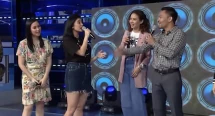 'It's Showtime' hosts & madlang people get star struck by Manny Pacquiao