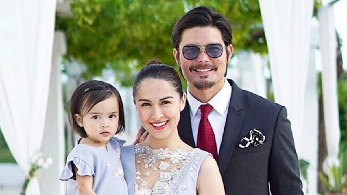 Marian Rivera reveals the marital issues she faced with Dingdong Dantes