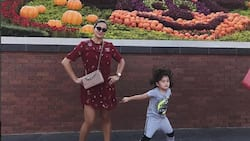 Pregnant Sarah Lahbati hangs out with Baby Zion before he becomes a 'kuya'