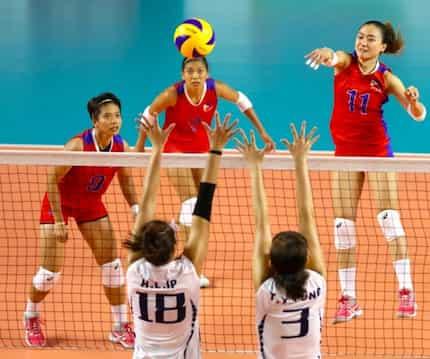 Palong palo! PH Volleyball Team's historical win at Asian Games 2018