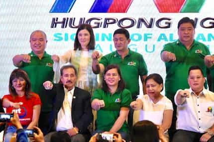 Halalan 2019: Imee Marcos, Cynthia Villar at Pia Cayetano, tuloy na tuloy na ang pagtakbo sa senado