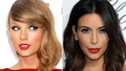 They called each other liars. Who's telling the truth, Kim K or T Swift?