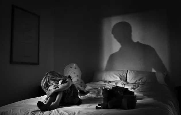Family members rape 2 girls in different instances
