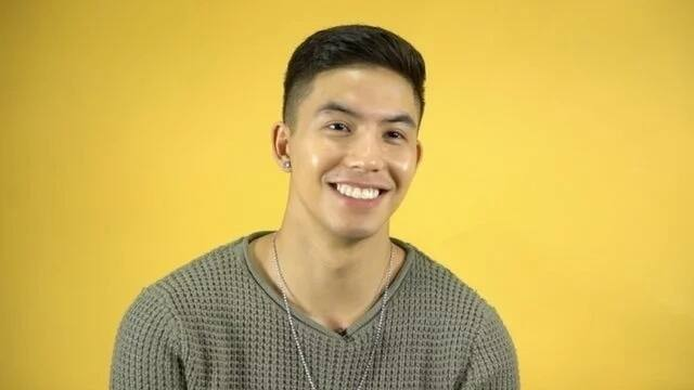 Tony Labrusca on Dogs, Karaoke song and Celebrity Crush