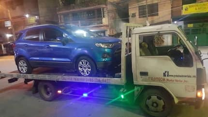 6 Pinoy celebrities who got involved in car accidents