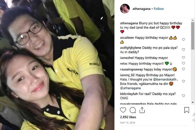 Profile of Kathryn Bernardo's ex-friend Athena Gana revealed