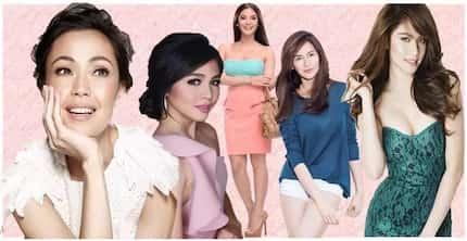 Part 2! Noon at ngayon na mga larawan ng mga 7 sikat na Pinay celebrities