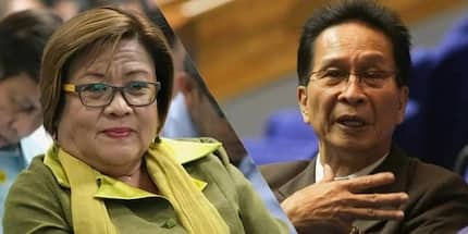 Here is Panelo's birthday wish for Senator De Lima