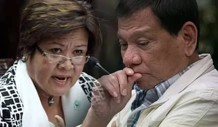 De Lima: I hope the President stops attacking me