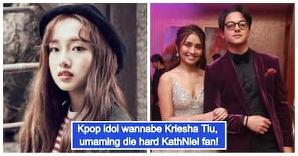 'I'm a KathNiel fan' Pinoy Kpop Idol Kriesha Tiu looks forward to working with Daniel Padilla and Kathryn Bernardo