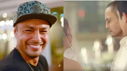 Derek Ramsay finally gets our memes about his anti-piracy ad and tries to make one himself