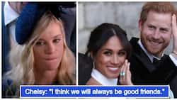Ex-girlfriend ni Prince Harry na si Chelsy Davy, emosyonal sa huling phone call ng prinsipe bago siya ikasal