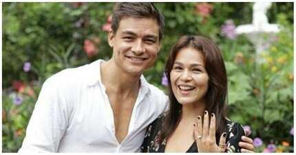Judy Ann Santos at Ryan Agoncillo, ninang at ninong daw sa kasal ni Iza Calzado