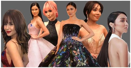 Best and worst dressed Kapamilya celebrities ng ABS-CBN ball 2018