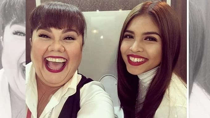 """Ruby Rodriguez strikes back on netizens who links her """"loyalty"""" post to Maine Mendoza"""