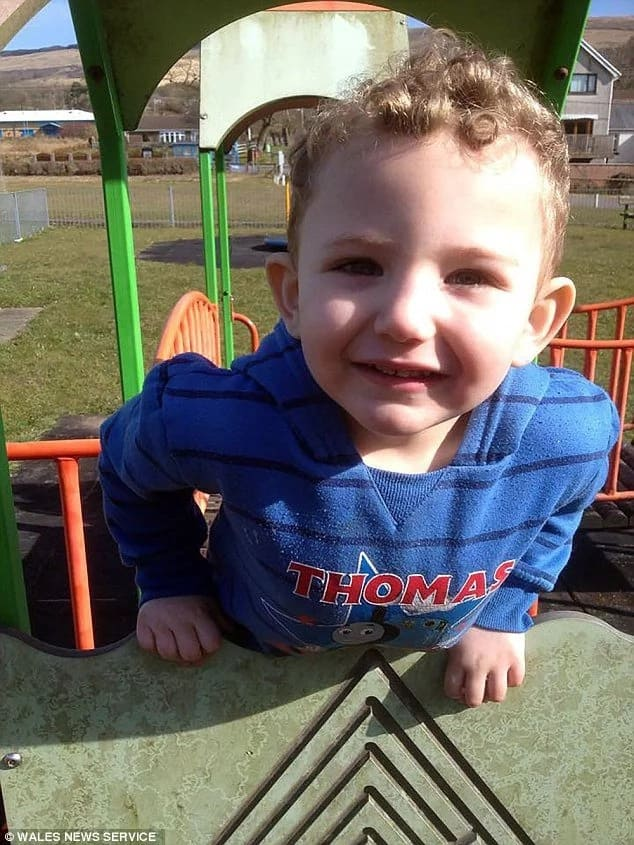 A mother wrote this heart touching letter as a tribute to her little son who died in the fire