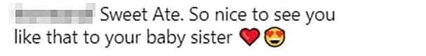Kamukha ni Ate Julia! Julia Barretto shares video of her sweet bonding moment with her sister