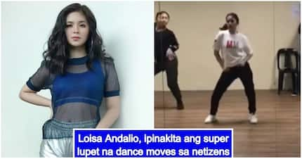 Sobrang ginalingan! Loisa Andalio wows netizens with her epic Bboom Bboom dance cover