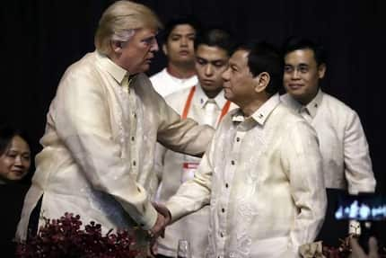 President Duterte blames US President Donald Trump for 6.4% inflation